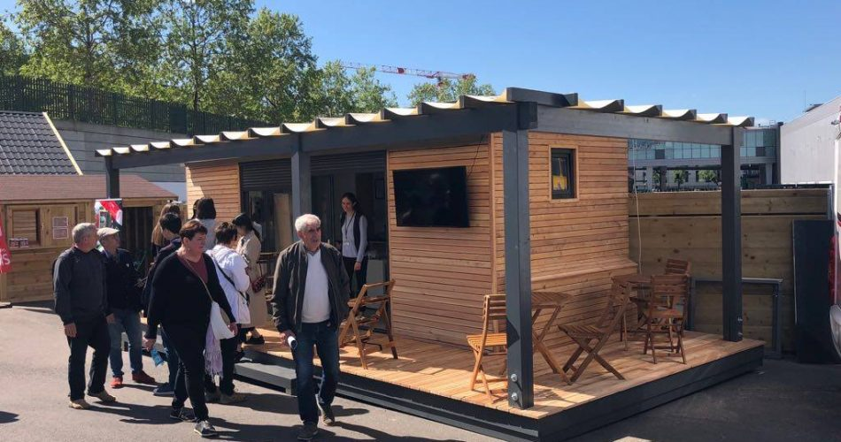 GoTiny House at Foire de Paris
