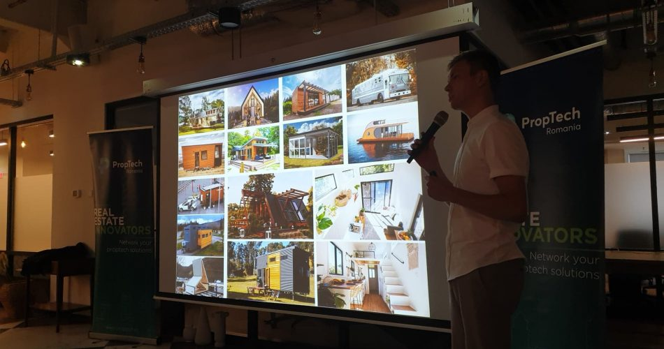 PropTech Pitch about GoTiny House